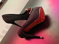 Gucci high heels size 6/6.5 Savage, 20763