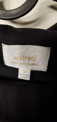 Wilfrd Women`s Pants Size S Condition New New Westminster