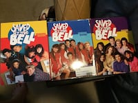 Saved By the Bell Complete Series 384 mi