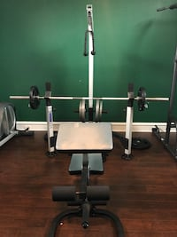 Weider Pro 325 w/ bar and plates  Plano, 75025