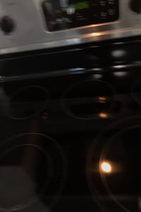 Frigidaire gallery series convection electric stove