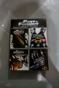 Fast and Furious 4 movie pack Waterloo, N2L 4G1