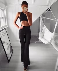 Highrise pants with flare bottoms Sandown, 03873