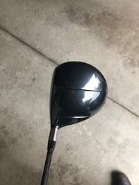 Taylor Made 360i Driver -New Shaft Burlington