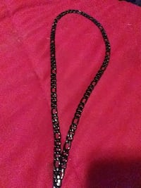 black and white beaded necklace Minneapolis, 55412