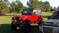 Jeep - Wrangler - 1994 Houston