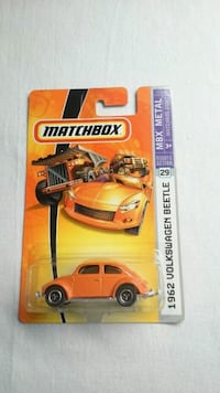 MATCHBOX 1962 VOLKSWAGEN BEETLE RARE WHEELS FIRM Ontario, L4L 1V3