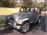1999 Jeep Wrangler Washington