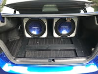 12 inch subwoofers Great Falls, 22066