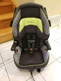 Eddie Bauer Deluxe High Back 65-car seat/High Back Booster