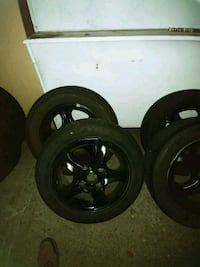 For 15 inch for bolt pattern aluminum rims Surrey