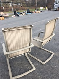 2 deck / patio chairs.  Very comfortable 53 km