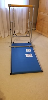 Pilates Toning Tower with Barre Fairfax