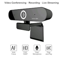 Auto Focus Webcam, 1080P, Digital with Microphone NEW IN BOX ½ PRICE