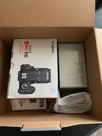 Brand New Hurry Up Will go fast EOS Cannon Rebel T6 Laurel, 20707
