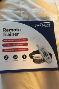 Free spirit remote trainer is name item is not for free Calgary, T3K 0Y6