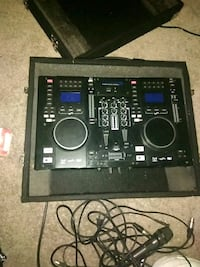 Scratch 2500mkiv(turntable)