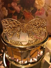 Beautiful! Gold Lace Bow Victorian Hair Clip Gainesville, 20155