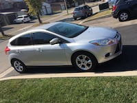 Ford Focus 2014 just 89000km