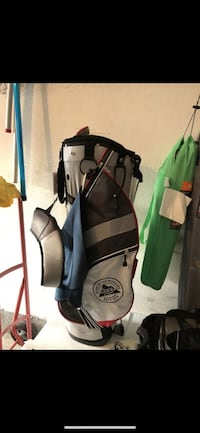Gray and green canister vacuum cleaner San Diego, 92128