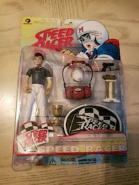 Speed racer series one action figure  Los Angeles, 90033