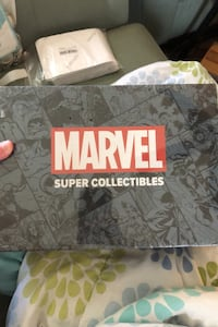MARVEL COLLECTIBLES BOX.New! Bluffton, 29910