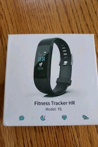New Fitness tracker, HR  Forest Lake