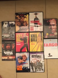 DVDs. $1.00 each Plano, 75024