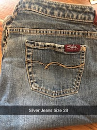 Silver Jeans  Rochester, 55901