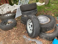 Free Old Tires