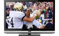 "Sony 52"" BRAVIA1080p LCD HDTV with shelf"