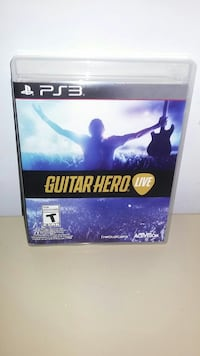 PS3 Guitar Hero live game Lebanon Junction, 40150