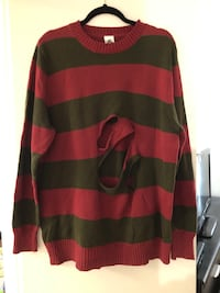 Freddy Krueger Sweater Lake Forest, 92630