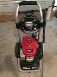 red and black Honda pressure washer Canton, 30115