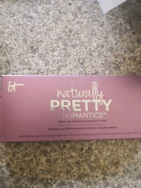 brand new it naturarlly pretty eyeshadow palette 3726 km