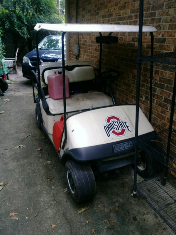 Used 1994 ezgo medalist for sale in Tucker - letgo  Ez Go Medalist Golf Cart on ez go ranger golf cart, ez go freedom golf cart, ez go custom golf cart, ez go 1994.5 finders, ez go golf cart engines, 1994 easy go golf cart,