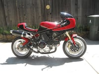 One of a kind Ducati Cafe racer BROOMFIELD