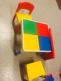 LEGO table chair set