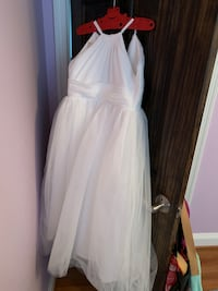 Flower girl or holy communion white dress 6/7t Falls Church, 22043