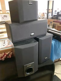 Sanyo speakers for Home theater system
