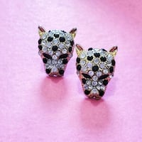 LEOPARD STUD EARRINGS Mississauga, L5C 2V3