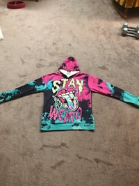 Men's medium trippy jacket  La Habra, 90631