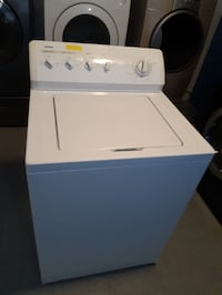 Top load washer working perfectly