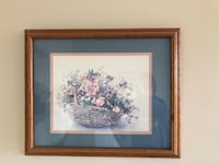 white and brown flowers painting Payson, 85541