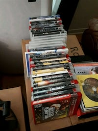 Ps3 games for sale $5 EACH Mississauga, L5L