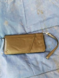 brown leather crossbody bag with tassel Québec, G2G 0C4