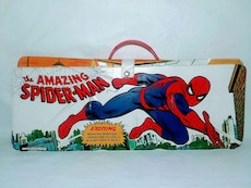 1973 Spider-Man Play Set By Ideal Marvel Comics