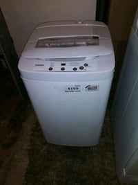 Haier portable washer new scratch and dent Baltimore, 21223