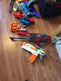 red and blue Nerf gun Woodbridge, 22192
