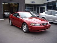 2004 Ford Mustang 3.8 Deluxe Deux-Montagnes
